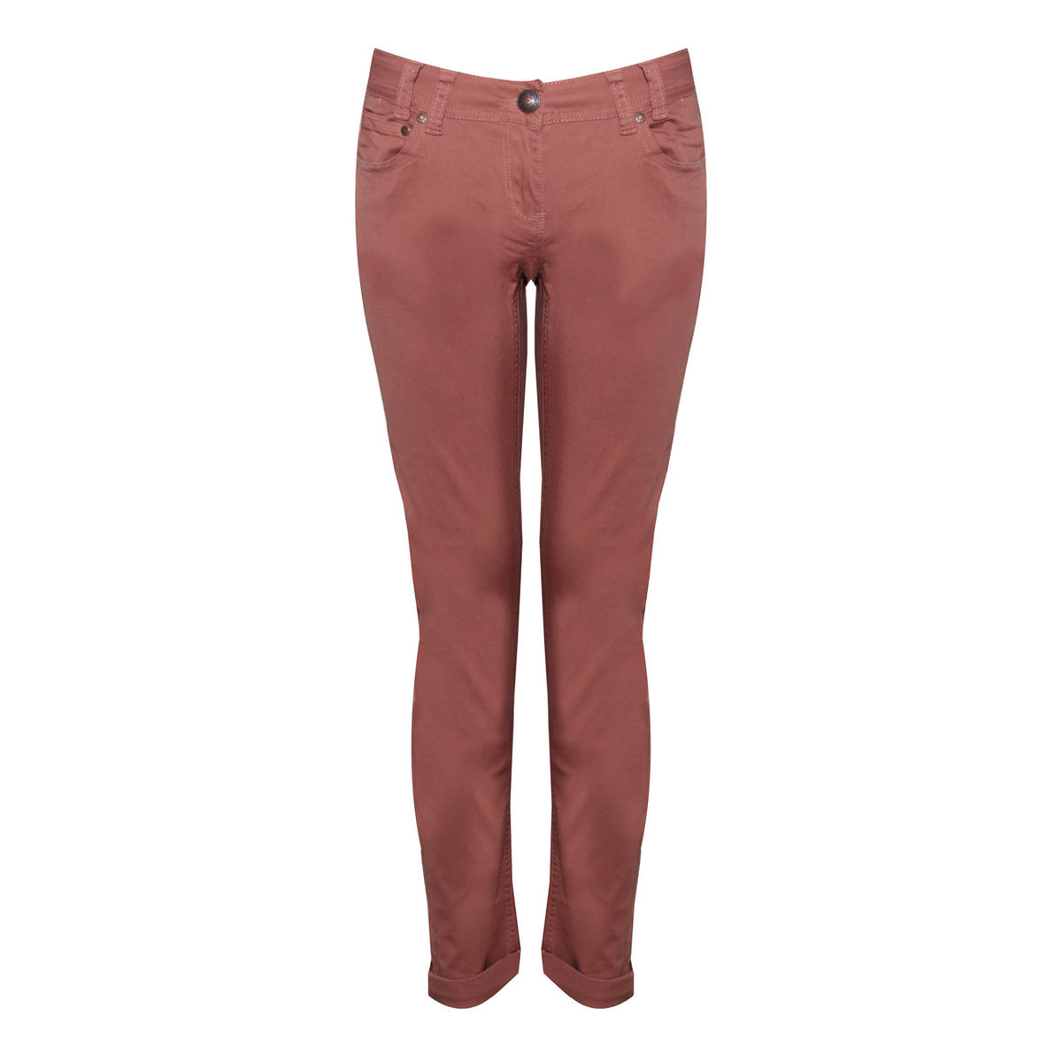 Rust Chino Jean Preview